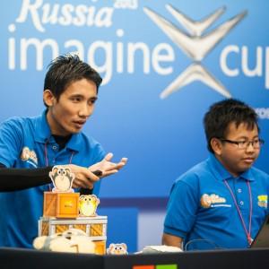 Asadullohil Ghalib Kubat – Jebolan Pesantren Juarai Imagine Cup 2013 Rusia