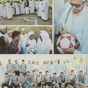 Habib Umar dan Sebuah Tim Sepakbola
